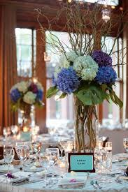 curly willow centerpieces blue hydrangea and curly willow centerpieces pictures photos and