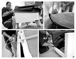atelier de garnissage canapés duvivier ameublement aménagement