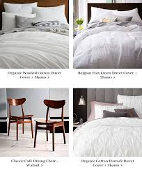 Organic Cotton Pintuck Duvet Cover Shams West Elm Email Example Hellooo Hoboken Enter To Win A 2 000