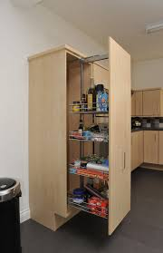disabled adapted kitchen by a wheelchair user medium tall unit huge tall unit all