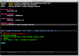 github tutorial key driving git with emacs pure magic with magit part one jr0cket