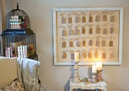 wedding wishes shadow box here s a beautiful way to display your wish tree tags after the