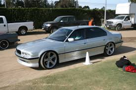 bmw modified modified bmw e38 7 series 1 madwhips
