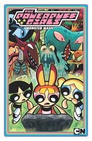 the powerpuff girls the powerpuff girls vol 2 monster mash u2013 idw publishing