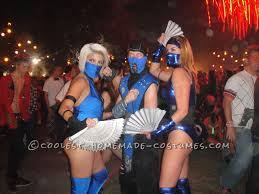 Mortal Kombat Scorpion Halloween Costume Coolest Homemade Mortal Kombat Costumes