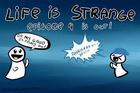 life is strange ep 4 the dark room by cherryblossomcake on