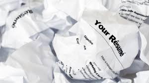Lifehacker Resume Five Reasons Why Your Resume Is Being Overlooked Lifehacker