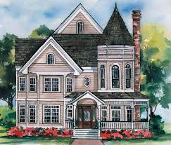 queen anne victorian house plans queen anne house plan with 2996 square feet and 5 bedrooms from