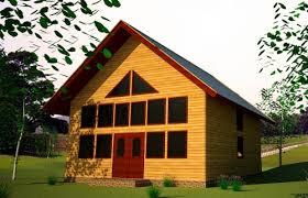 chalet building plans chalet plan