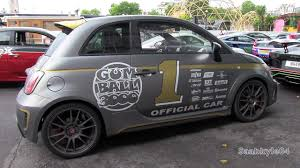 captainsparklez fiat abarth review best car reviews