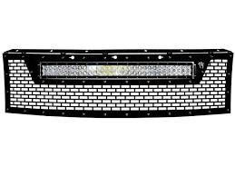 Ford Raptor Grill Lights - rigid industries 2010 2014 ford raptor grille with without camera