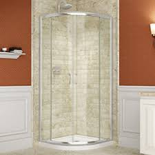 walk in shower glass doors shop showers u0026 shower accessories at lowes com