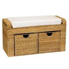 outdoor storage bench with cushion foter