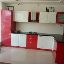 kitchen interiors images sanjay interiors service provider of house interiors kitchen
