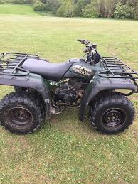yamaha kodiak 400 farm quad in wingate county durham gumtree
