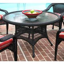 outdoor wicker dining table outdoor wicker dining tables