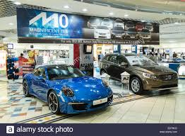 blue porsche lottery at duty free for blue porsche and brown volvo at bahrain