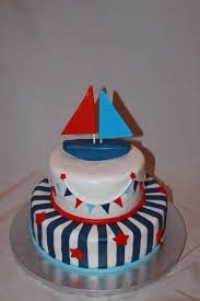cakedreamz com cakes nautical baby shower cake
