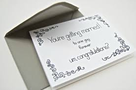 10 Unusually Cool Things You Can Buy On Etsy Babble by 14 Cute And Hilarious Wedding And Engagement Cards Babble