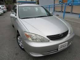 2002 toyota cars used 2002 toyota camry for sale pricing features edmunds