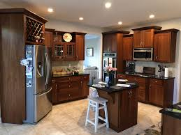 gray walls with stained kitchen cabinets what color should i paint my kitchen cabinets textbook