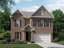 leed home plans retreat at ashbury park new homes in auburn ga 30011