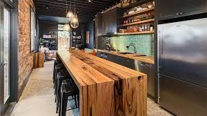 kitchen island bench and recycled timber bench tops timber revival melbourne