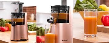 rose gold appliances hurom h aa slow juicer walmart com