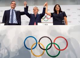 Wildfire Gymnastics Tustin Ca by Officials For La 2024 Paris Begin Talks With Ioc To Determine