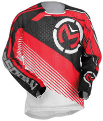 jersey motocross moose racing sahara jersey motocross jerseys black red moose