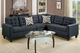 Black Sectional Sofas Black Fabric Sectional Sofa A Sofa Furniture Outlet Los