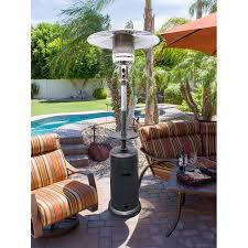 Patio Heater Table Az Patio Heaters Outdoor Patio Heater In Hammered Silver Walmart