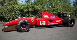 ferrari f1 this 1992 ferrari f1 car would make the perfect christmas gift