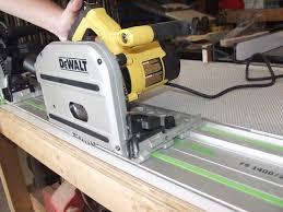 circular saw table saw adapter dewalt dws520sk vs festool ts55eq long with pictures