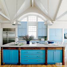 Coastal Living Kitchen - colorful house search results coastal living