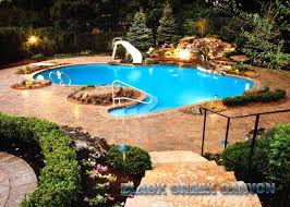 pools with waterfalls black creek canyon exotic pools landscapes waterfalls portfolio