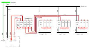 domestic switchboard wiring diagram nz home wiring and