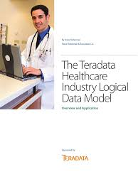 teradata healthcare logical data model conceptual model data model