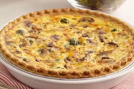 cuisine quiche broccoli and cheddar quiche recipe kraft canada
