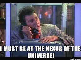 Kramer Meme - nexus of the universe meme on imgur