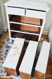 Diy Mixing Desk by Diy Dresser Makeover Advice From A Twenty Something