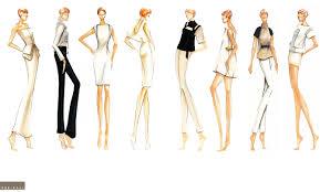 fashion sketches thefashionweeks
