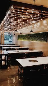 Bbq Restaurant Interior Design Ideas Kogiya Owners Have A New Korean Barbecue Restaurant