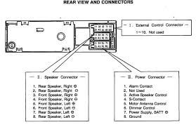 car radio wiring diagram stereoing toyota pioneer audio lifier