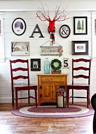 winter themed gallery wall decor ideas hometalk
