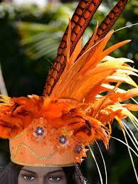 orange mardi gras 39 best headdress carnival images on mardi gras