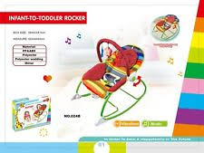 Baby Bouncing Chair Baby Bouncing Chair Soothing To Calm Infant Rocker Ebay