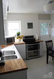 Painted Metal Kitchen Cabinets Cabinet Renovating Old Kitchen Cabinets Best Metal Kitchen