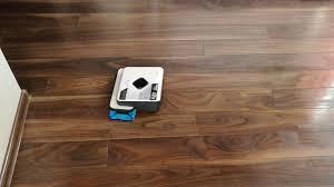 Irobot Laminate Floors Irobot Braava 390t Youtube