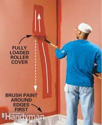 what type of paint roller to use on kitchen cabinets paint roller techniques and tips diy family handyman